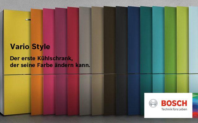 Bosch Kühlschrank Macht Geräusche : Bosch: vario style reithofer technik fachmarkt gmbh münchens