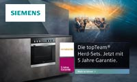 Die topTeam® Herd-Sets